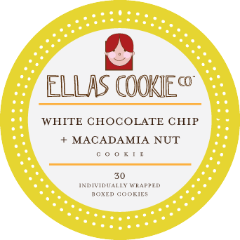 White Chocolate Chip/Macadamia Nut Cookie